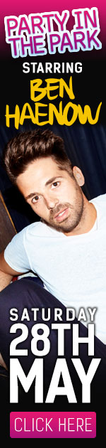Party In The Park with Ben Haenow