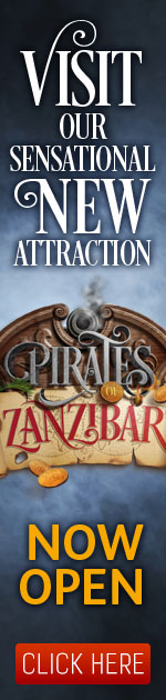 Pirates of Zanzibar Now Open