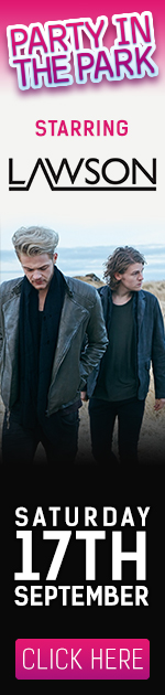 Party In The Park with Lawson