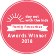 Day Out With The Kids Family Favourites Awards Winner 2018