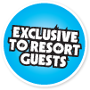 Exclusive to Resort Guests